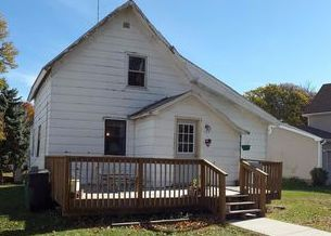 107 S Grant St, Lake Mills IA Foreclosure Property