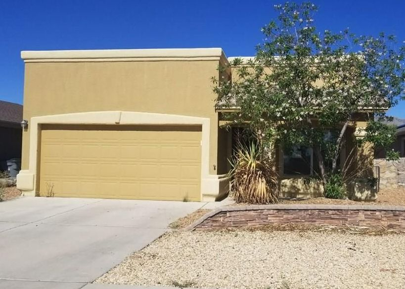 11301 Cattle Ranch St, El Paso TX Foreclosure Property