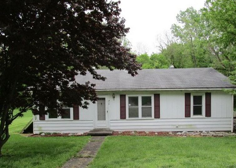 214 S Bosse Ave, Evansville IN Foreclosure Property