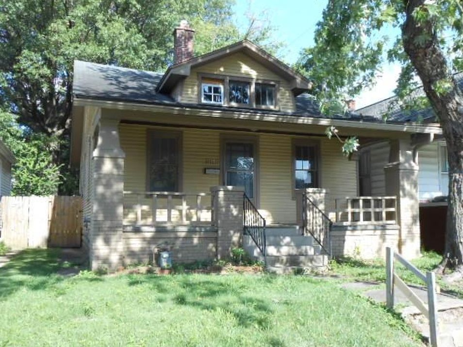 1016 Marshall Ave, Evansville IN Foreclosure Property