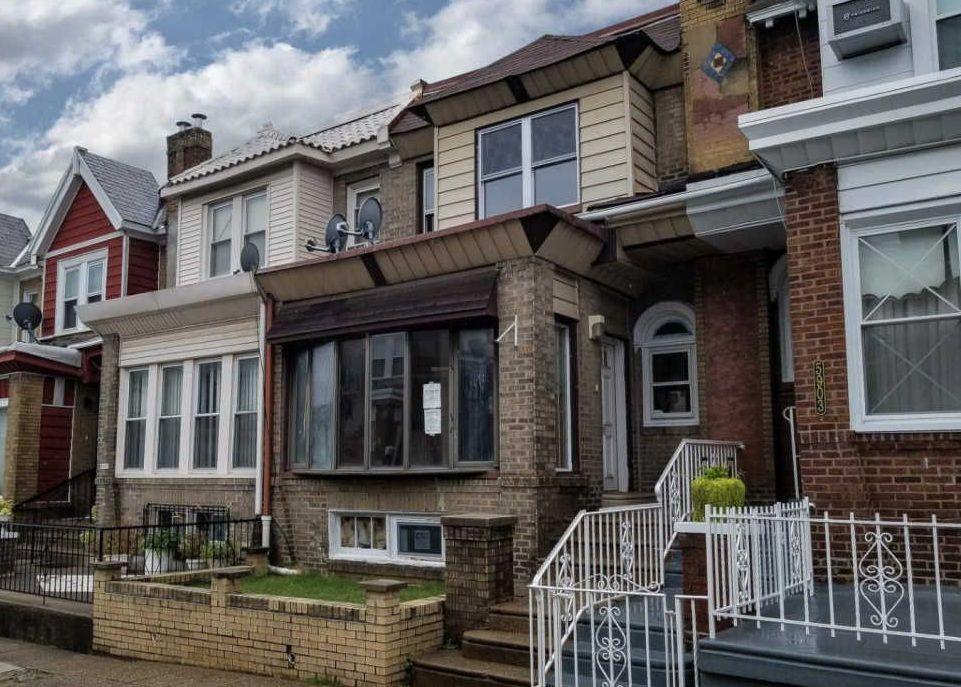 5905 Belmar Ter, Philadelphia PA Foreclosure Property