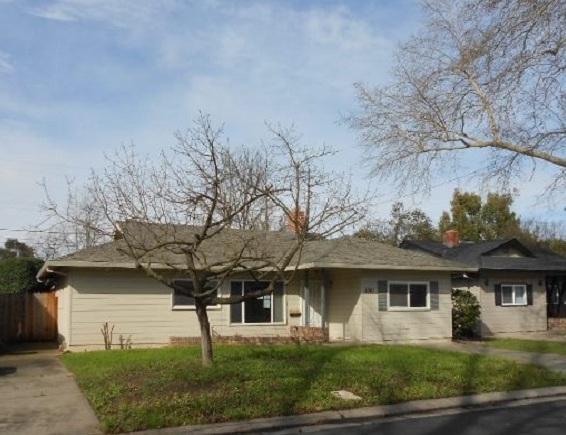 2201 Tevis Rd, Sacramento CA Foreclosure Property