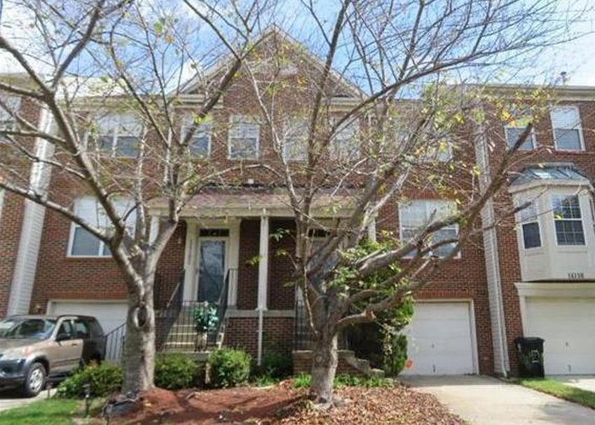 14104 Silver Teal Way, Upper Marlboro MD Foreclosure Property