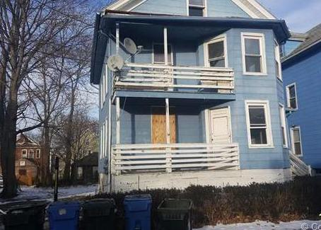 43 Pine St, Meriden CT Foreclosure Property