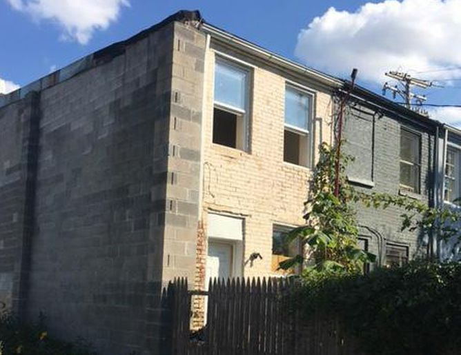 428 S Payson St, Baltimore MD Foreclosure Property