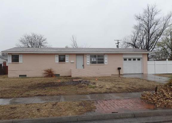 604 E Edward St, Garden City KS Foreclosure Property