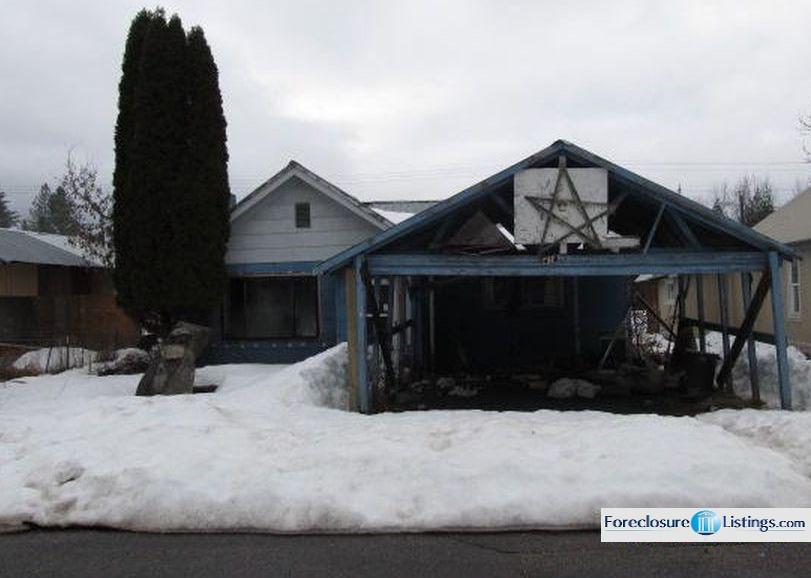 415 Blackwell St, Ione WA Foreclosure Property