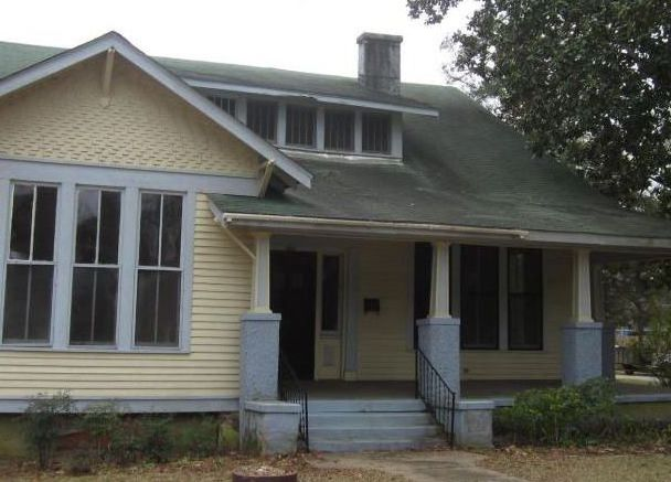 212 S Franklin St, Aberdeen MS Foreclosure Property