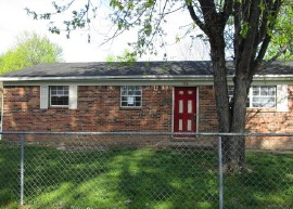 706 Bonanza Rd, Richmond KY Foreclosure Property