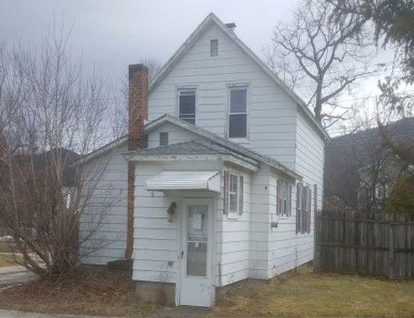 27 Stratton Rd, Rutland VT Foreclosure Property