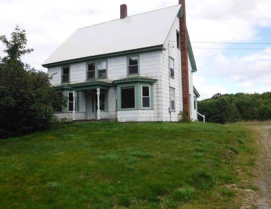 198 Pettyboro Rd, Bath NH Foreclosure Property