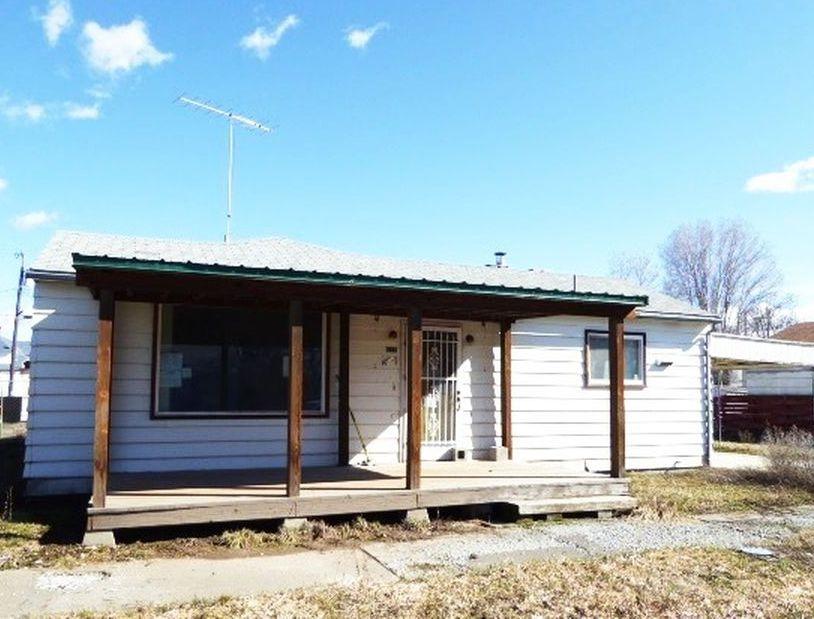 409 S Birch St, Odessa WA Foreclosure Property