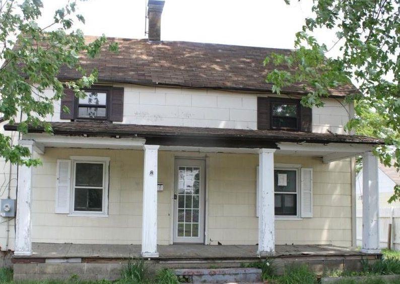 10917 E 4th St, Laurel DE Foreclosure Property