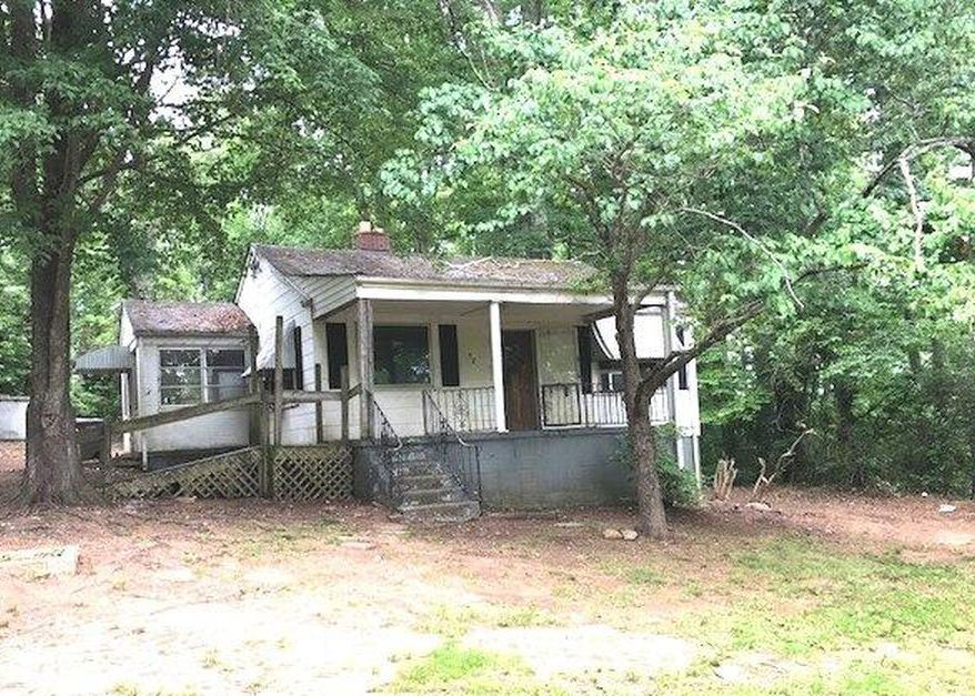 58 W Harris St, Greenville SC Foreclosure Property
