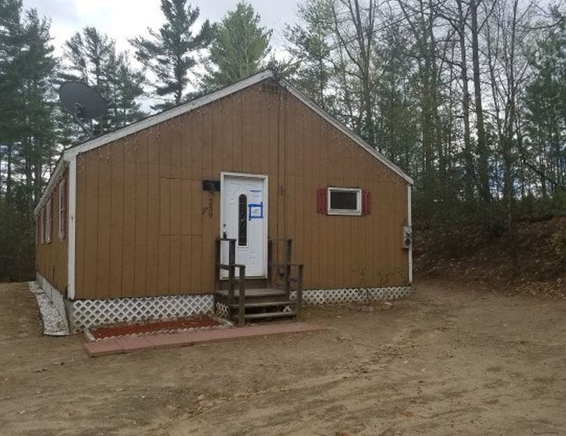 259 Richmond Rd, Winchester NH Foreclosure Property