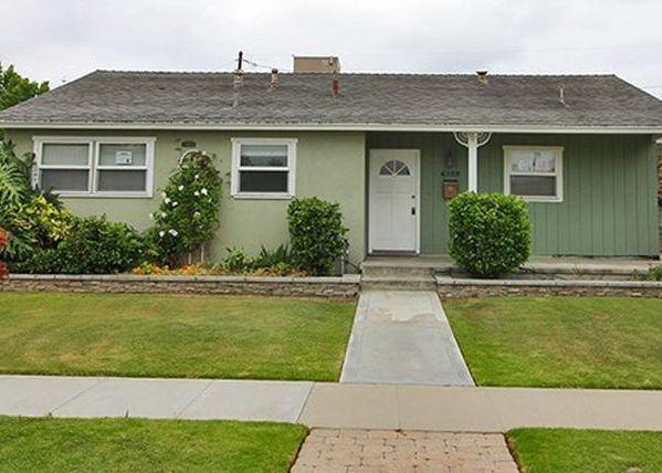 6320 E Los Santos Dr, Long Beach CA Foreclosure Property