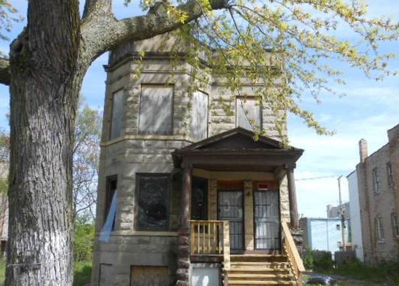 4148 W Van Buren St, Chicago IL Foreclosure Property