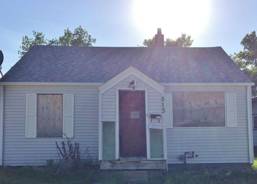 513 11th St Nw, Minot ND Foreclosure Property