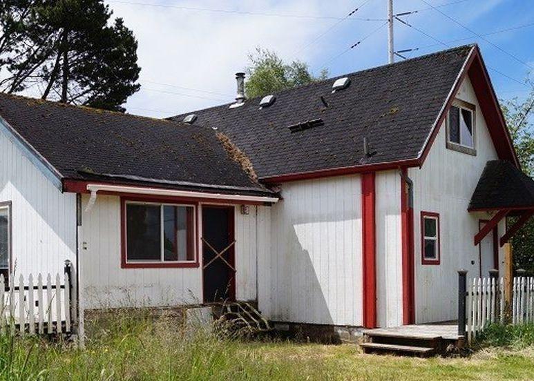418 S Clark St, Aberdeen WA Foreclosure Property