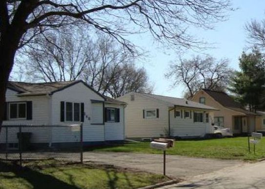 548 Mcshane Ave, Waterloo IA Foreclosure Property