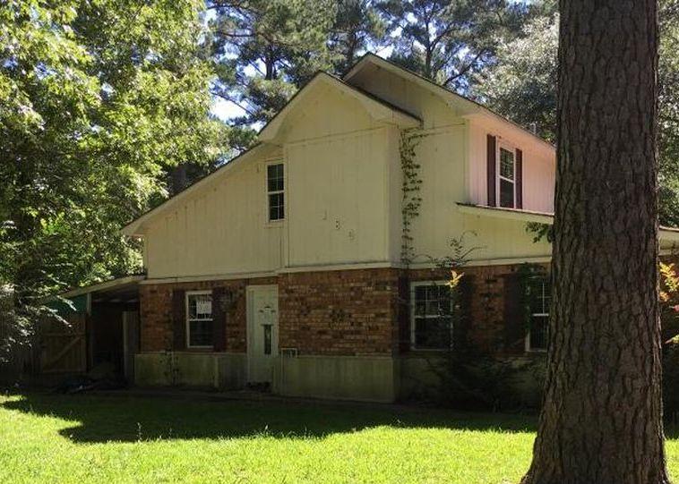 180 Thomas Dr, Leesville LA Foreclosure Property