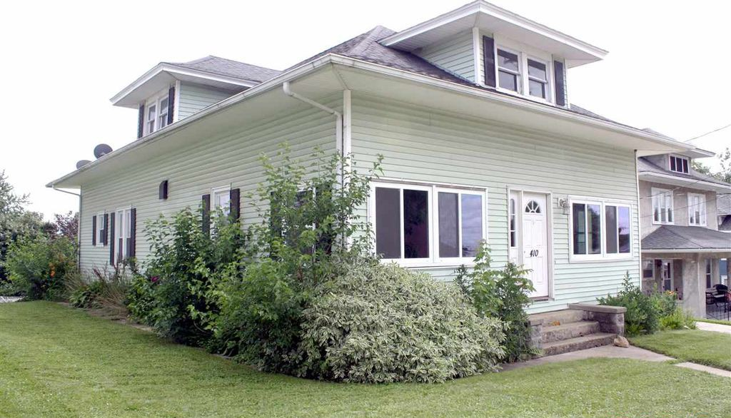 410 Monroe St, Argyle WI Foreclosure Property