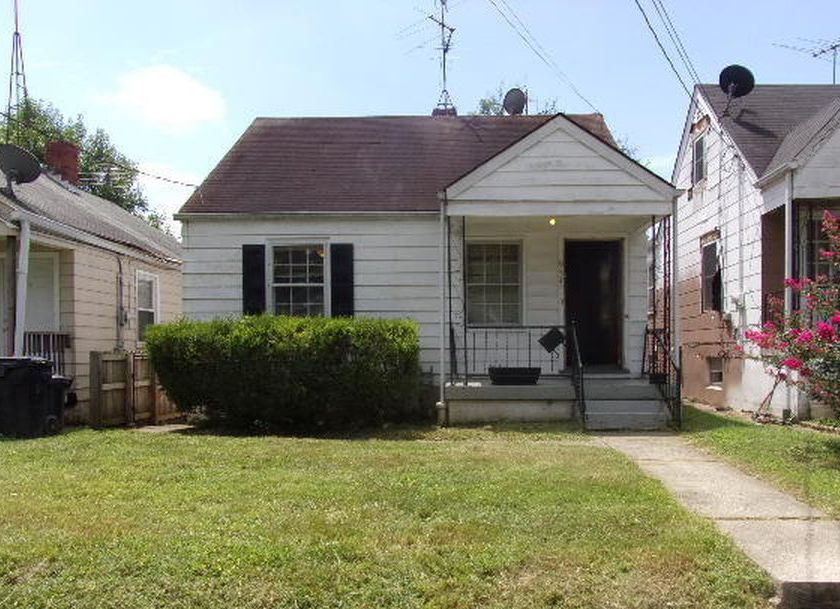 934 W Evelyn Ave, Louisville KY Foreclosure Property