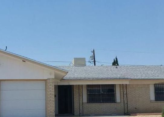 10225 La Vista Pl, El Paso TX Foreclosure Property