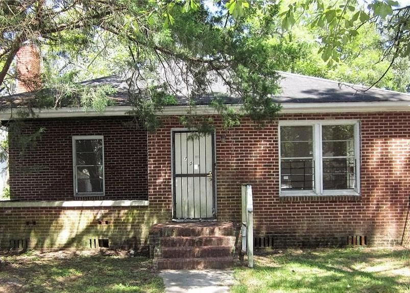 753 Charles St, Mobile AL Foreclosure Property