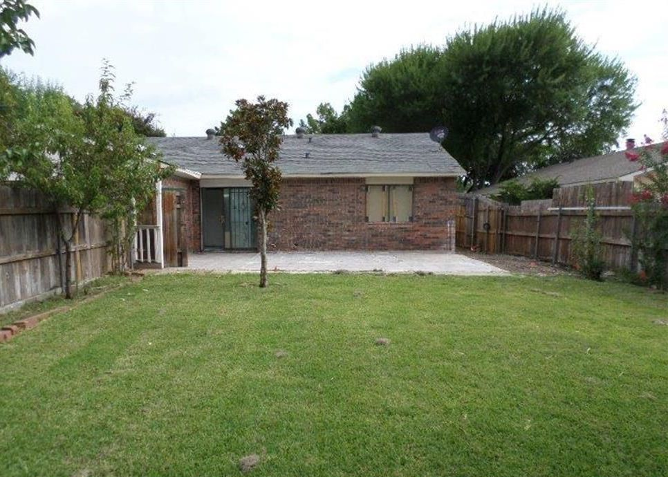 11722 Kilkirk Ln, Dallas TX Foreclosure Property