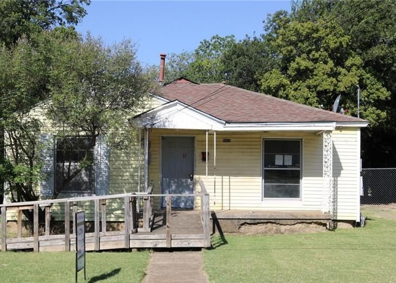 6619 Lockheed Ave, Dallas TX Foreclosure Property