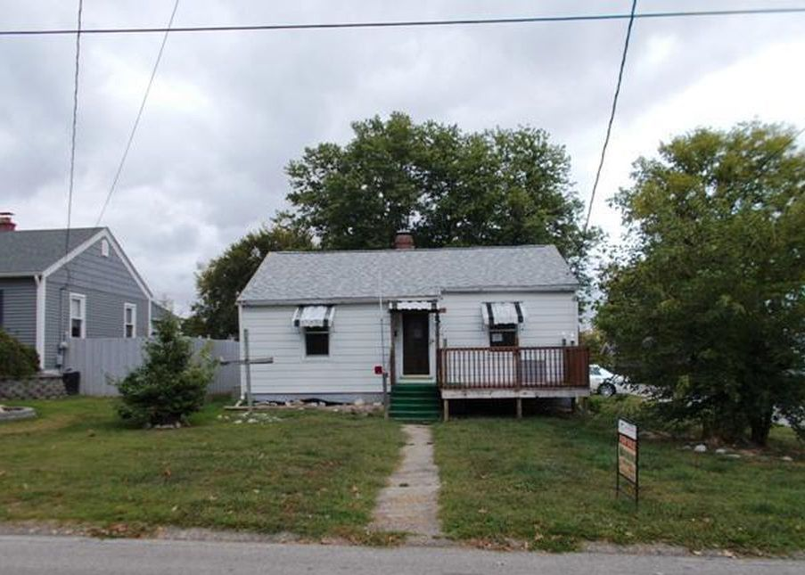 1716 16th St, Lawrenceville IL Foreclosure Property
