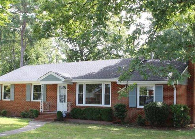 909 Bonita Rd, Richmond VA Foreclosure Property