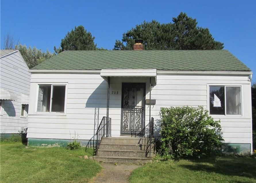 713 Mann Ave, Flint MI Foreclosure Property