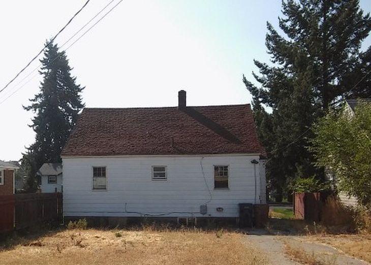 1117 E Glass Ave, Spokane WA Foreclosure Property