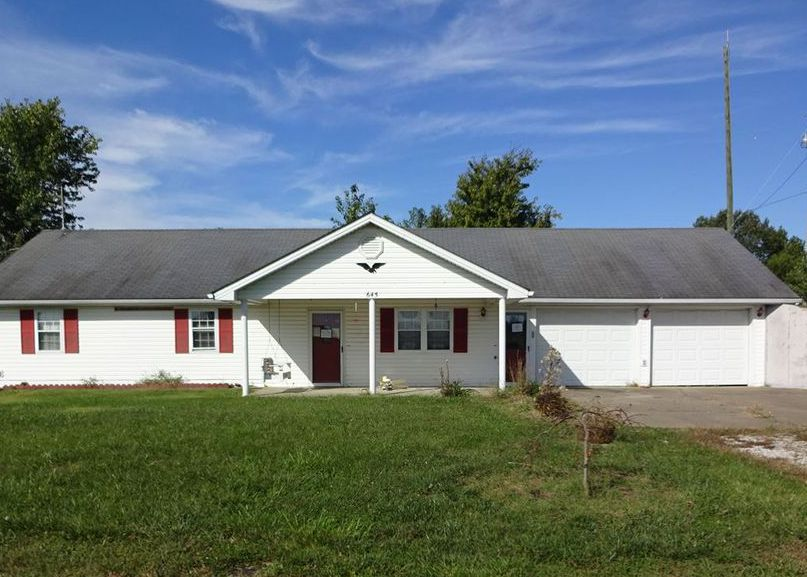 645 Sutzer Creek Rd, Eastview KY Foreclosure Property