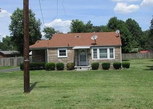 4615 Dover Rd, Louisville KY Foreclosure Property