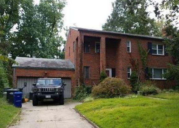 3030 Chestnut St Nw, Washington DC Foreclosure Property