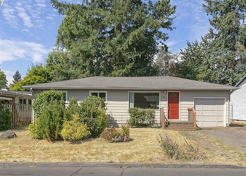 151 Ne 167th Pl, Portland OR Foreclosure Property