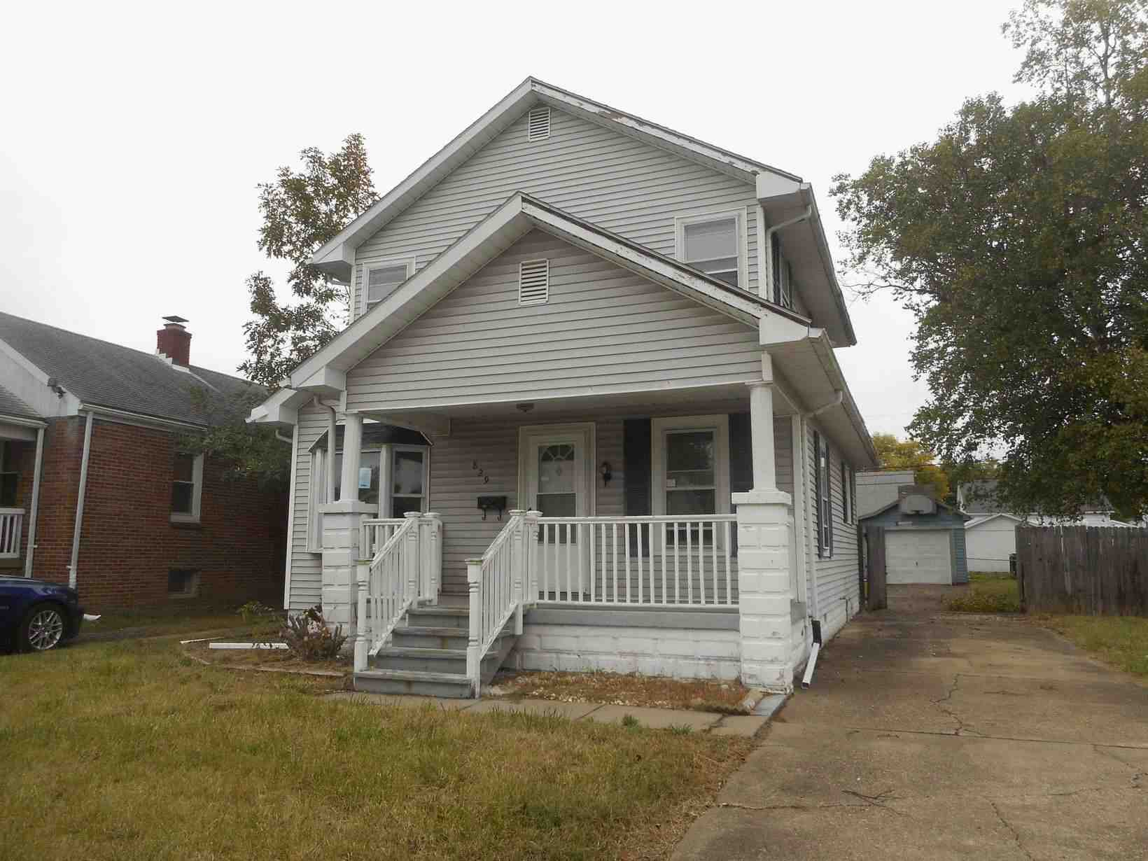 829 Lohoff Ave, Evansville IN Foreclosure Property
