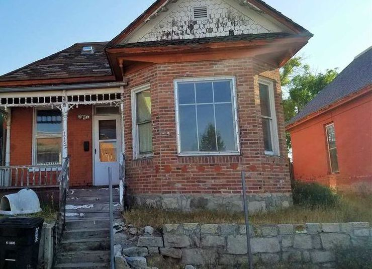 1010 Nevada Ave, Butte MT Foreclosure Property