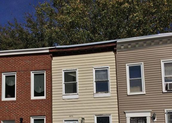 1532 Levis St Ne, Washington DC Foreclosure Property