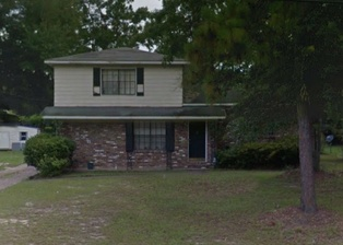 1836 Gill Rd, Mobile AL Foreclosure Property