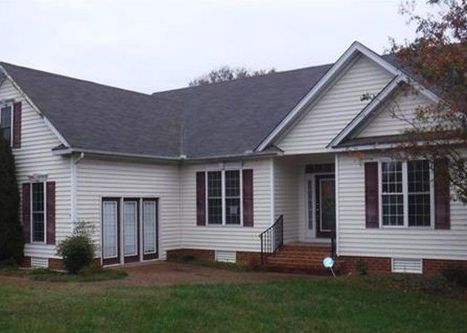 3080 Danrett Ln, Richmond VA Foreclosure Property