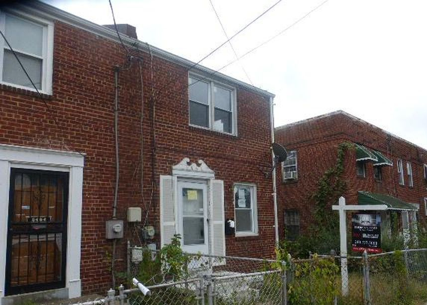 3466 23rd St Se, Washington DC Foreclosure Property
