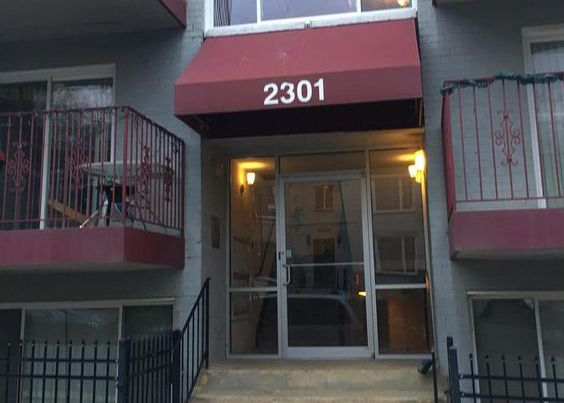 2301 Pitts Pl Se Apt 302, Washington DC Foreclosure Property