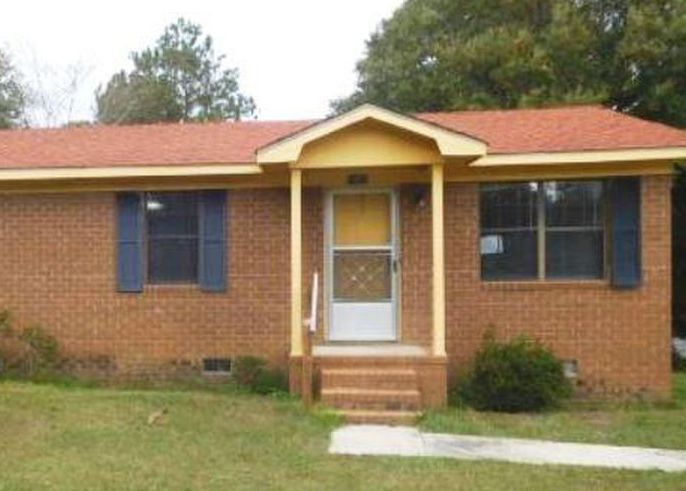 1021 11th Ave Se, Moultrie GA Foreclosure Property
