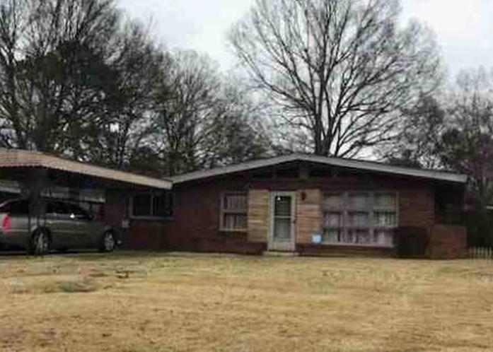 2550 Bond Ave, Columbus GA Foreclosure Property