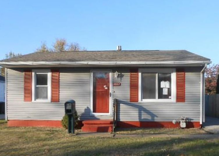 2062 Shelby Ave, Evansville IN Foreclosure Property