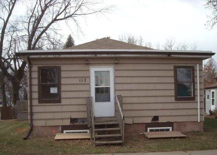 112 S Washington St, Humboldt SD Foreclosure Property